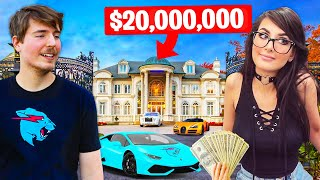 10 richest YouTubers of 2021 Revealed... (MrBeast, Unspeakable, SSSniperwolf)