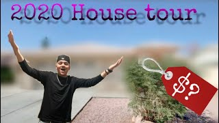 My 2020 House Tour!!!!