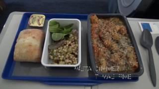 United Airlines 923 - LAX to LHR - Premium Economy