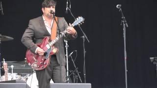 Bernd Begemann - Kelly Family feeling - Live @ 10 Jahre GHVC, Trabrennbahn, Hamburg - 08/2012