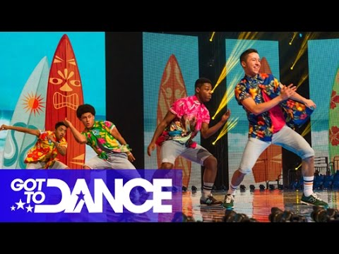 Boyband | Live Final | Got To Dance 2014