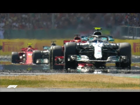 Ferrari & Mercedes' Heavyweight Clash | 2018 British Grand Prix