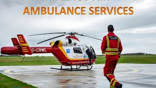 Best Low-Fare Air Ambulance Services from Bangalore to Delhi