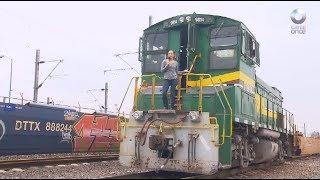 D Todo - Cómo se maneja un tren