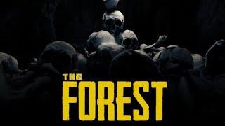 The Forest  Ну очень страшно