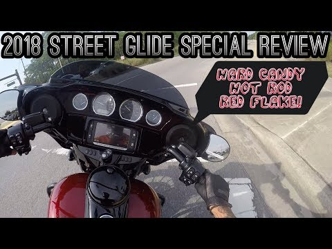 2018 Harley-Davidson Street Glide Special at Shreveport Cycles