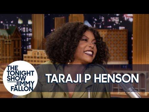, title : 'Taraji P. Henson Demonstrates Her Spot-On Cardi B Impression'