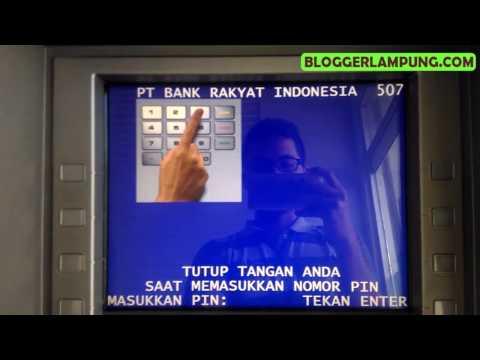Cara Transfer dari BRI ke BCA Lewat ATM