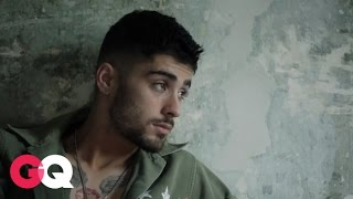 ZAYN   WRONG (GQ Photoshoot Edition) | GQ