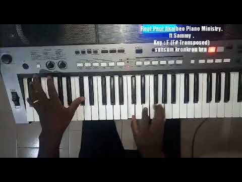 Sunsum Kronkron Bra by Elder Mireku - Piano Worship Chords