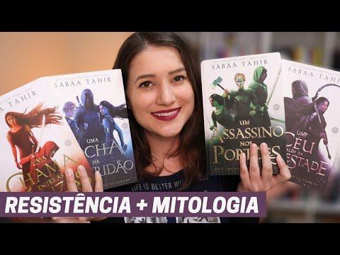 SÉRIE: UMA CHAMA ENTRE A CINZAS (SEM SPOILER)   Patricia Lima