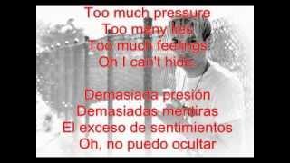 Evan Taubenfeld - Pressure (Lyrics Español / Ingles)