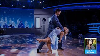 Terra Jole & Sasha Farber Bewitched Performance on Dancing with the Stars | LIVE 9-19-16