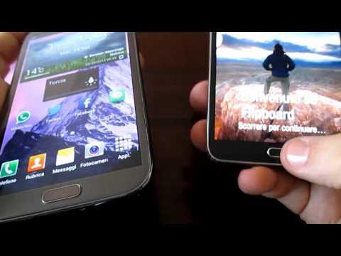 Foto Samsung Galaxy Note 1 vs Note 2 vs Note 3