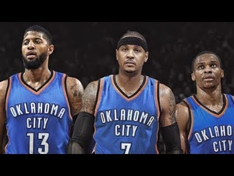 OKC Thunder Big 3 Breaking Up! Paul George Is On His Way Out?