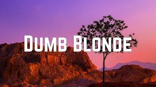 Avril Lavigne - Dumb Blonde ft. Nicki Minaj (Lyrics)