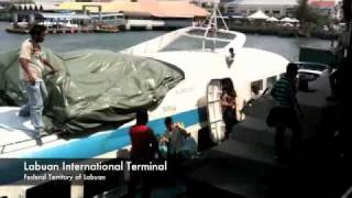 preview picture of video 'Labuan International Terminal'