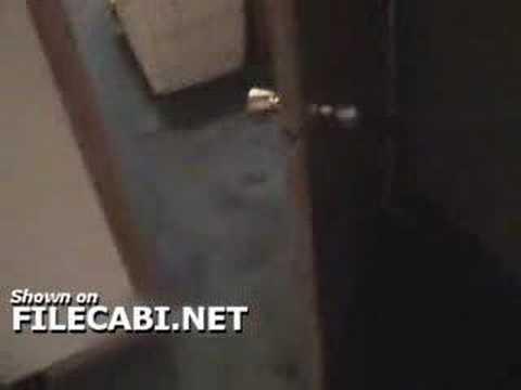 Poltergeist Caught on Cam
