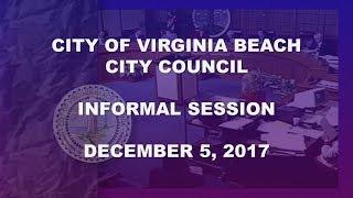 Dr. Ross-Hammond Presents Feasibility Study to Virginia Beach City Council