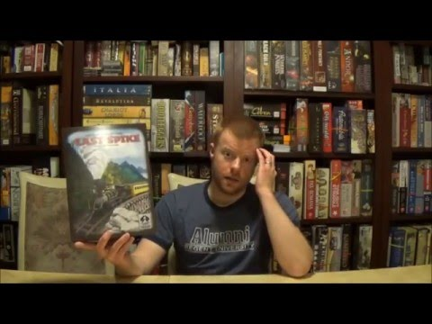 The Last Spike Review - BGB