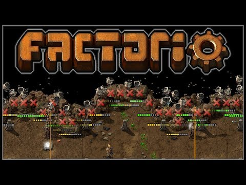 Factorio Diggy #3 - Digging Ever After - Zisteau