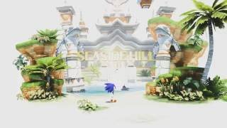 Sonic Generations FX: Green Hill Zone