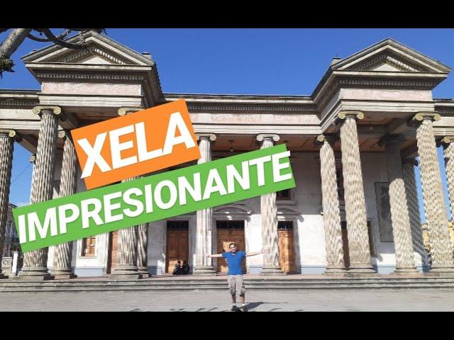 Pronunție video a xela în Engleză