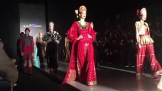 Слава Зайцев открытие Недели моды  2016/2017