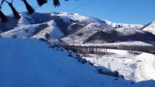 Зимняя дорога Эльга-Улак