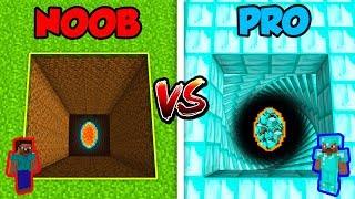 Minecraft NOOB vs. PRO: PORTAL TRAP! | AVM Shorts Animation