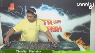 DJ Christian Pinheiro - Flash Rap / Underground - Programa Sexta Flash - 07.04.2017