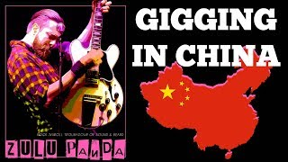 Gigging in China.