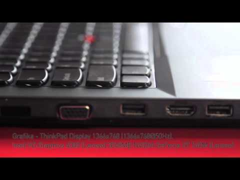 Test: Lenovo Think Pad Edge E431