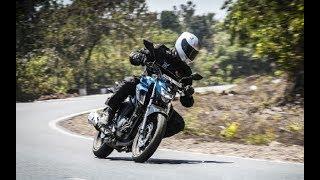 Yamaha FZ25 First Ride Review