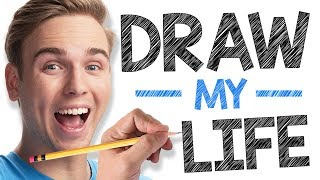 DRAW MY LIFE | Dylan Haegens