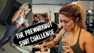 The Preworkout Shot Challenge | BP Shred Days 19 to 22