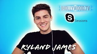 Ryland James Talks Shawn Mendes, Good To You, Roots Canada & MORE! | SKYPE SESSIONS