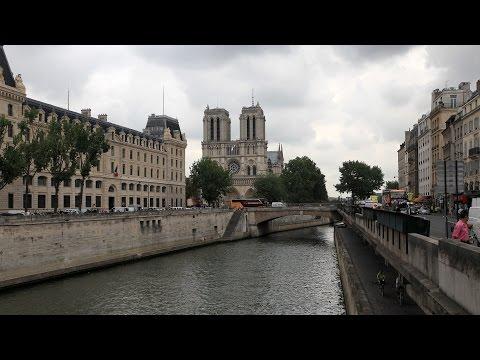 Собор Парижской Богоматери 1080 HD