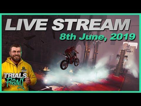 Trials Rising Live Stream - 8th June 2019
