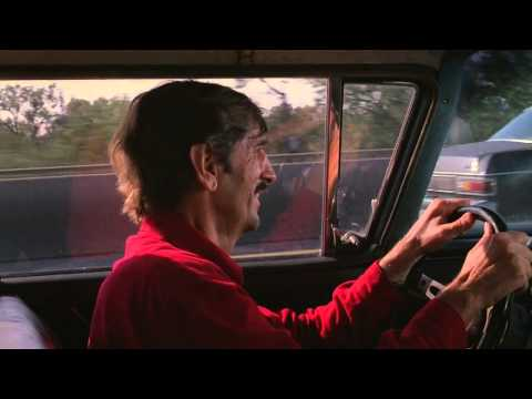 Paris, Texas [1984] - Leaving the Bank/Following the Car Scene