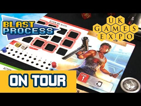 Big Trouble In Little China Board Game Overview   UK Games Expo 2018