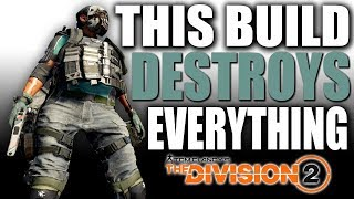 Should Builds this POWERFUL exist in The Division 2?