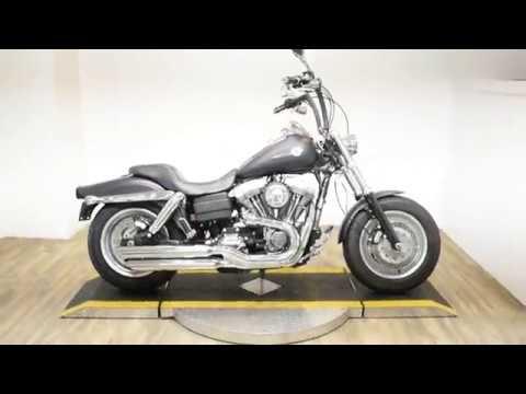 2009 Harley-Davidson Dyna® Fat Bob® in Wauconda, Illinois