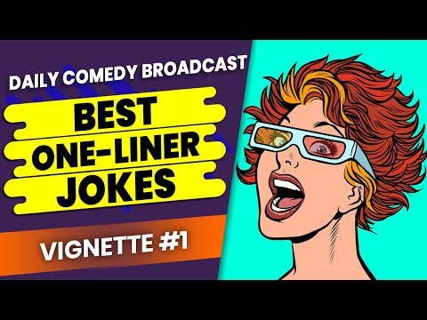 Best Jokes | One Liner Jokes | Funny One Liner Jokes | Funny Jokes | Vignette #1