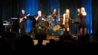 Joe Cocker Band Brno - Now that the magic has gone (Live Muuh Barsinghausen 19.09.2015)