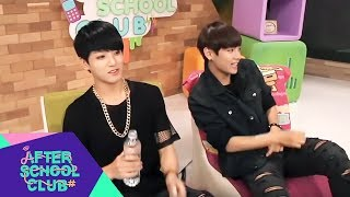 After School Club - Behind-Scnese of BTS special(방탄소년단 스패셜 비하인드 신)