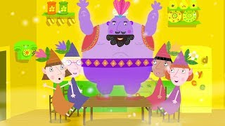 Ben and Holly's Little Kingdom 🌱 Mrs Witch's Spring Clean 🌱 Cartoon for Kids