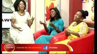 FRESHFIRE WITH MAMA ESTHER END