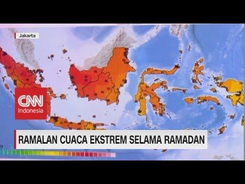 BMKG Sebut Ada Peluang Cuaca Ekstrem Selama Ramadan