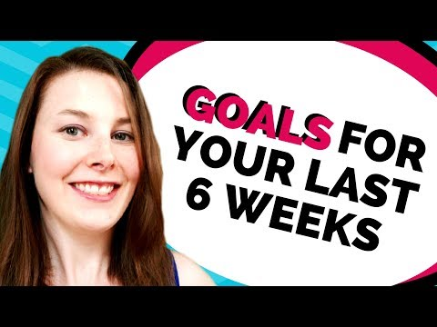 Goals for your last 6 weeks of studying (Exam P & FM) - YouTube